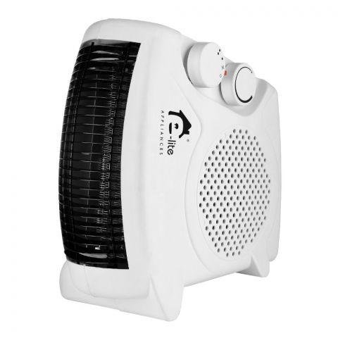 E-Lite 2-In-1 Fan Heater, 2000W, EFH-901