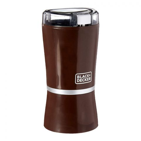Black & Decker Coffee Grinder, 60g, Brown, CBM4