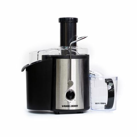 Black & Decker Multi-Speed Juice Extractor, 700W, PRJE650