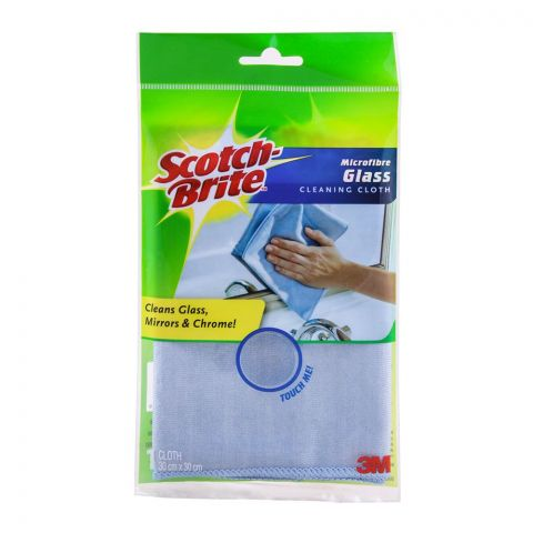 Scotch Brite Microfibre Glass Cleaning Cloth
