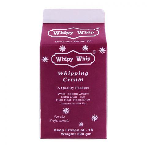 Whipy Whip Whipping Cream 500g