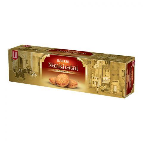 LU Bakeri Nankhatai Biscuits, 84g