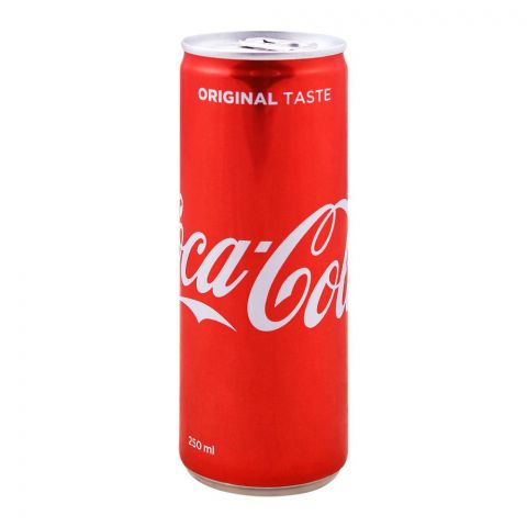Coca Cola Can (Local) 250ml