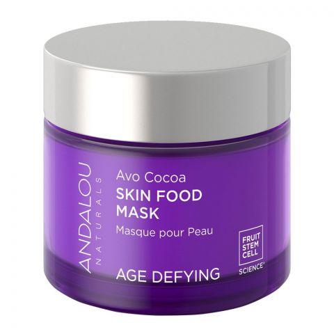 Andalou Avo Cocoa Skin Food Mask 50g