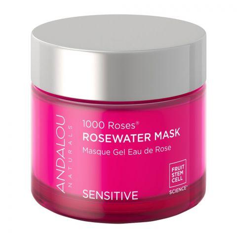 Andalou 1000 Roses Rose Water Mask 50ml