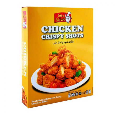 MonSalwa Chicken Crispy Shots 680g