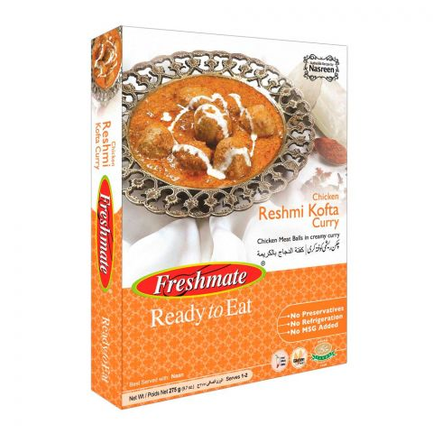 Freshmate Chicken Reshmi Kofta Curry 275gm