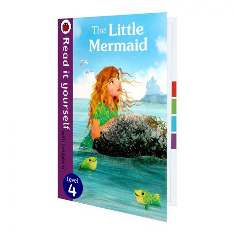 The Little Mermaid Level-4 Book