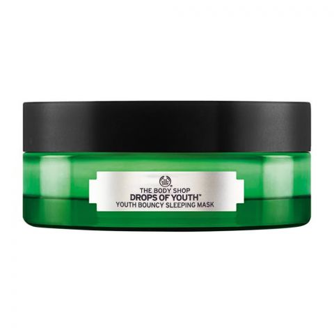 The Body Shop Drops Of Youth Bouncy Sleeping Mask, 90g