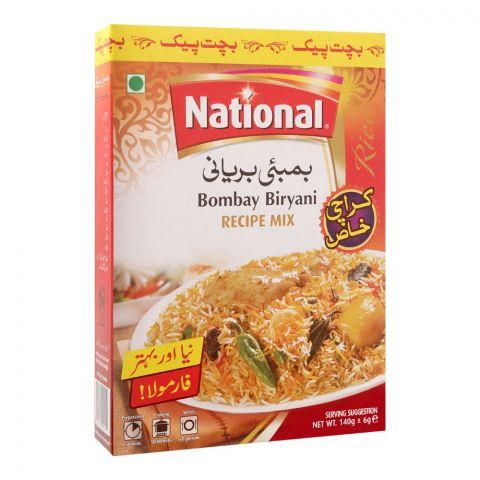 National Bombay Biryani Recipe Mix, Double Pack