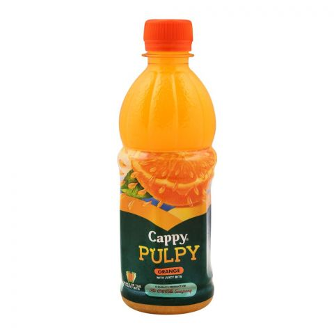 Cappy Pulpy Orange Fruit Drink 350ml