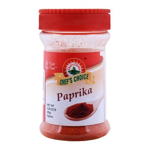 Chef's Choice Paprika Powder 65g