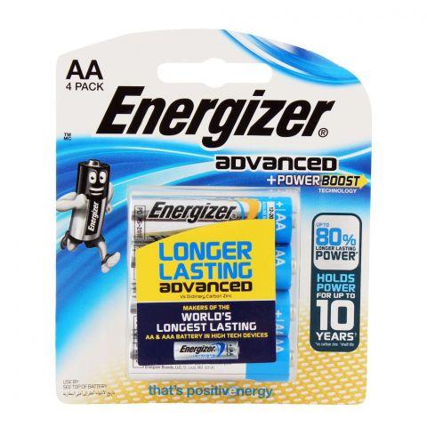 Energizer Longest Lasting AAA Batteries RP-4
