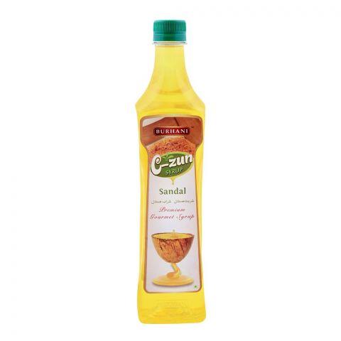 Burhani C-Zun Sandal Syrup 800ml