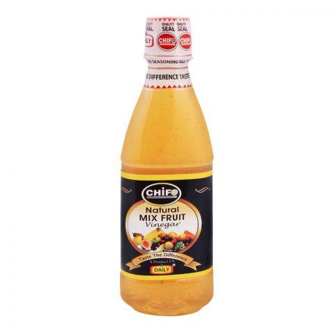 Chif Natural Mix Fruit Vinegar, 315ml