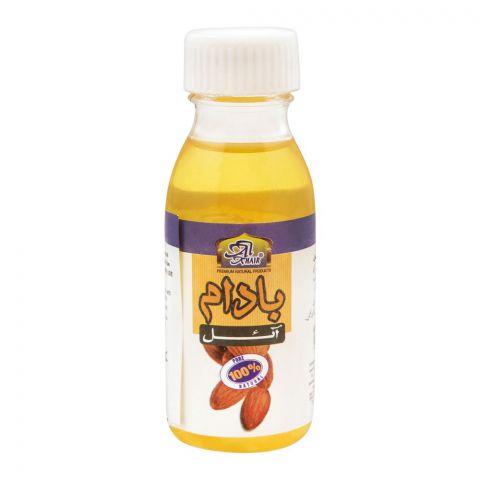 Al Khair Almond Oil, 60ml