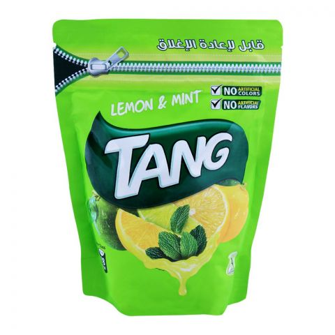 Tang Lemon & Mint Pouch, Imported, 500gm