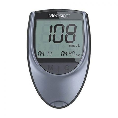 Medisign Advanced Blood Glucose Monitoring System, MM800 Auto