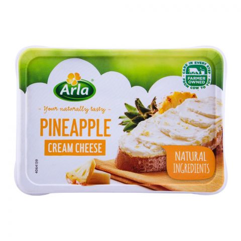Arla Pineapple Cream Cheese 150g