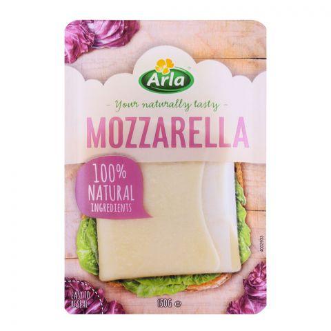 Arla Mozzarella Cheese Slices 150g