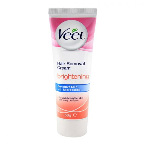 Veet Brightening Sensitive Skin Hair Removal Cream 50gm