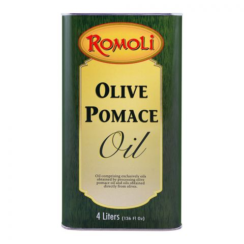 Romoli Olive Pomace Oil 4 Litres
