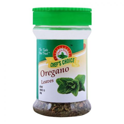 Chef's Choice Oregano Leaves 25g