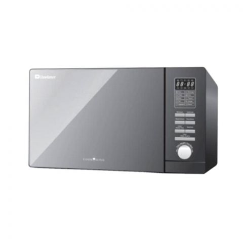 Dawlance Microwave Oven, Cooking Series, 26 Liters, Mirror Finish, DW-128G