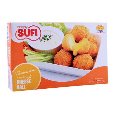 Sufi Cheese Ball 270gm