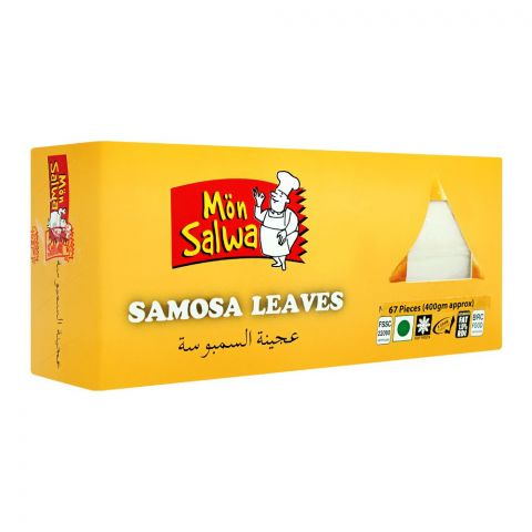 MonSalwa Samosa Leaves, 67-Pack, 400g