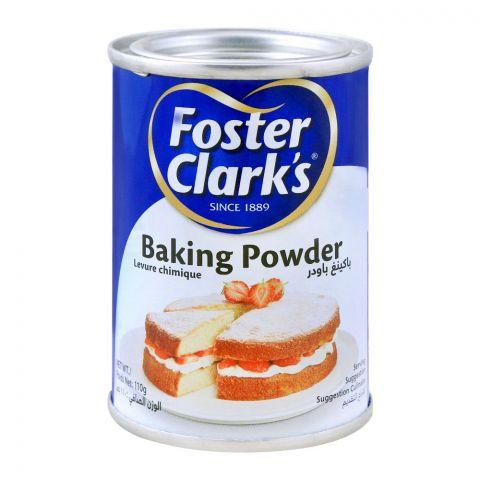 Foster Clark's Baking Powder, 110g, Tin