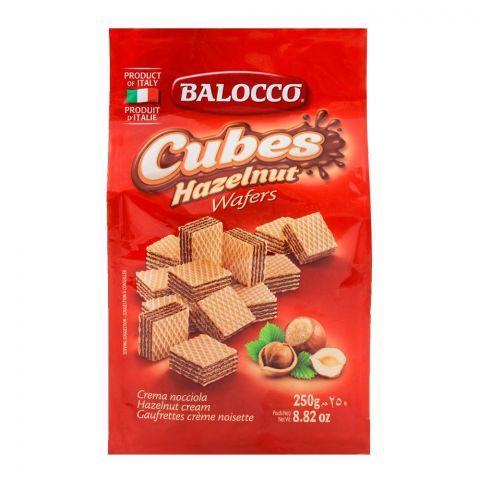 Balocco Wafers Hazelnut 250gm