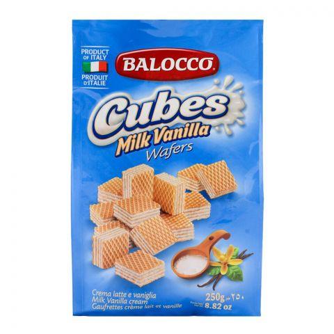Balocco Wafers Latte Milk 250gm