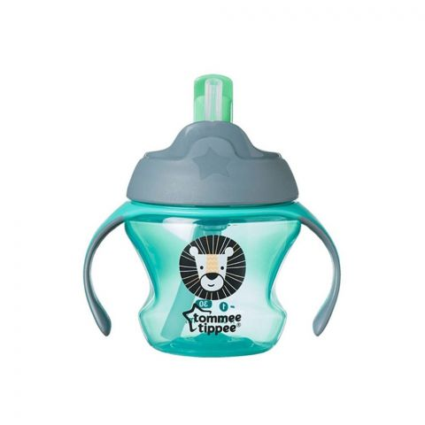 Tommee Tippee Training Straw Cup Green 150ml - 447006