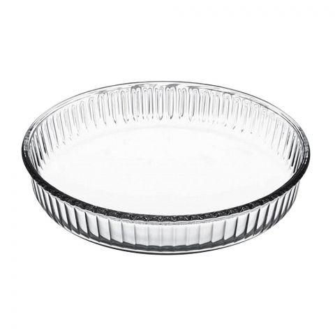 Borcam Ovenware Round Tray, 10 Inches, 59044
