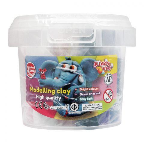 Kiddy Clay High Quality Modeling Clay Jar, BK-200-12