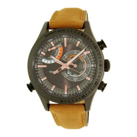 Timex Watch IQ Male Chronograph 10 ATM - TW2P72500