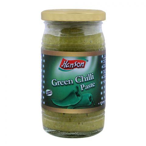 Hanson Green Chilli Paste 300g
