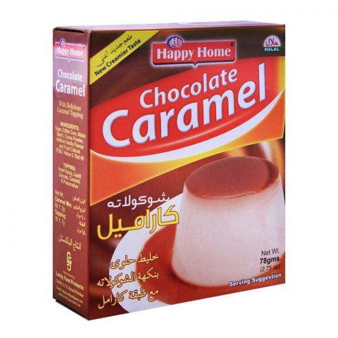 Happy Home Chocolate Caramel 78g