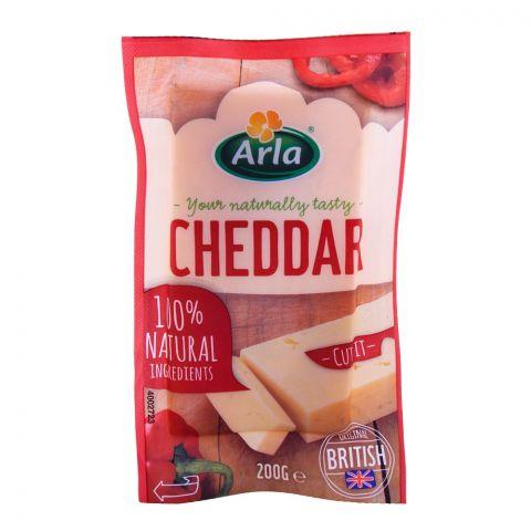 Arla Cheddar Cheese 200g