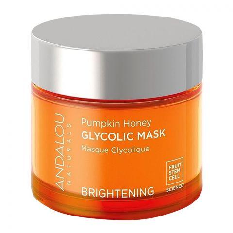 Andalou Pumpkin Honey Glycolic Mask 50gm