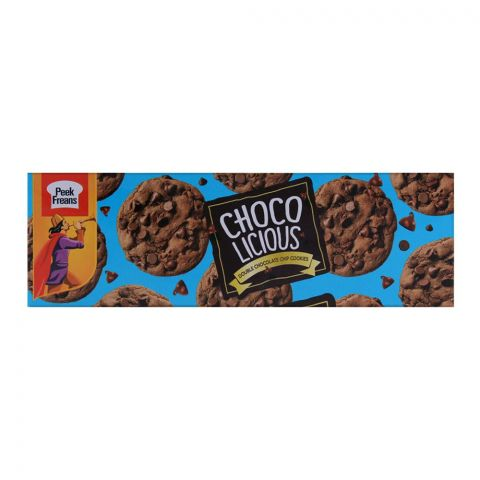 Peek Freans Double Chocolicious Biscuits (Family Pack) 108.6g