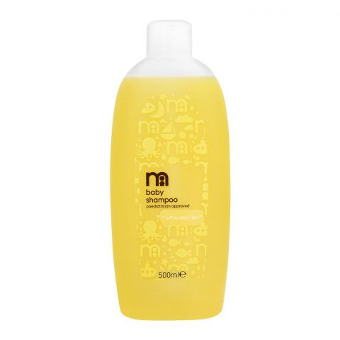 Mothercare No Tears Soft On Baby Skin Baby Shampoo, Imported, 500ml