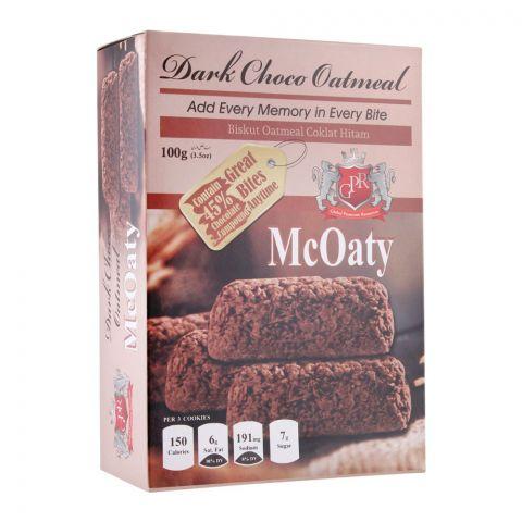 McOaty Dark Chocolate Oatmeal, 100g