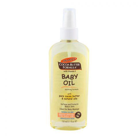 Palmer's Baby Oil 150ml
