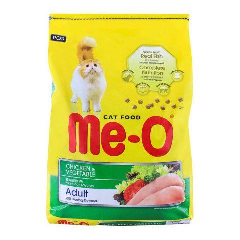 Me-O Adult Chicken & Vegetable Cat Food 7 KG