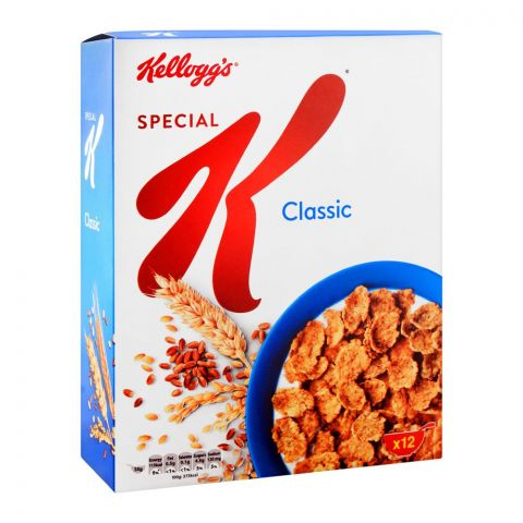 Kellogg's Special K Cereal, Classic, 375g
