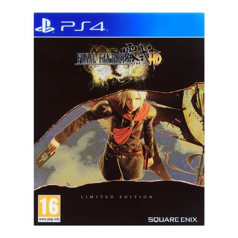 Final Fantasy - PlayStation 4 (PS4)