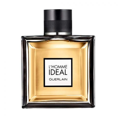 Guerlain L'Homme Ideal Eau De Toilette, Fragrance For Men, 100ml