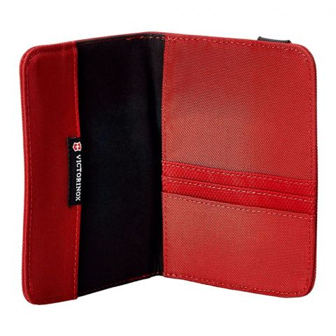Victorinox Passport Holder With RFID, Red - 31172203